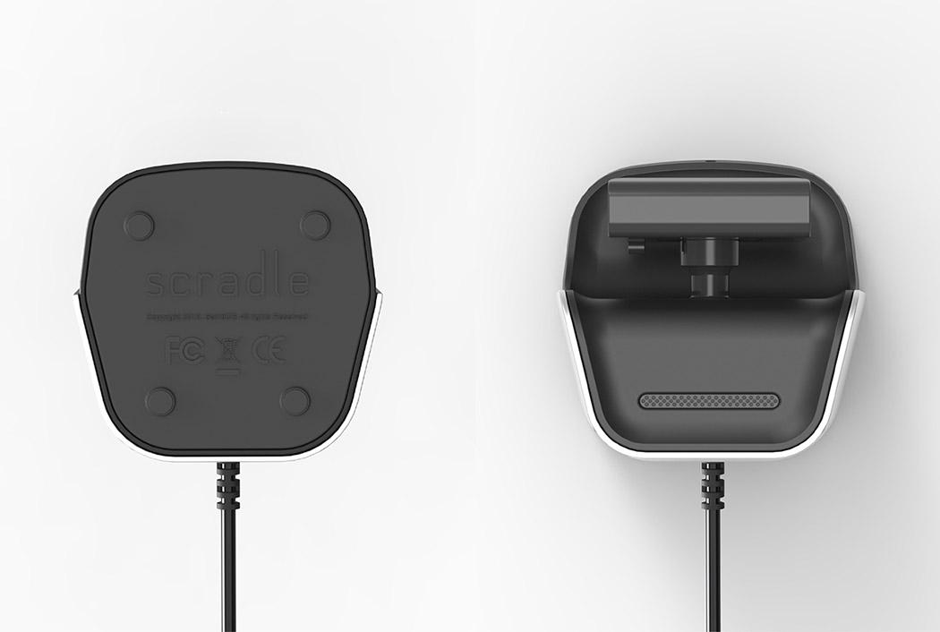 音响,充电器,手机支架三合一设计