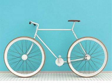 新概念折叠自行车