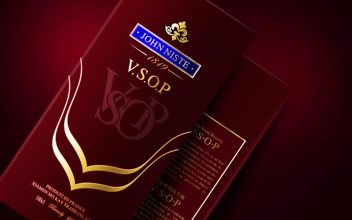 VSOP包裝設計