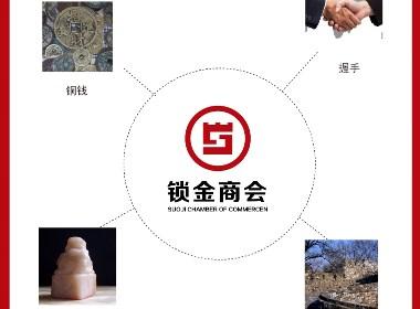 南京锁金商会 会徽