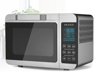 电烤箱设计,广东德腾工业设计公司,专注产品外观设计