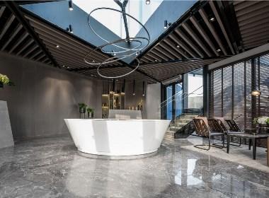 武清中南·新壹街售楼处设计——INHOUSE设计