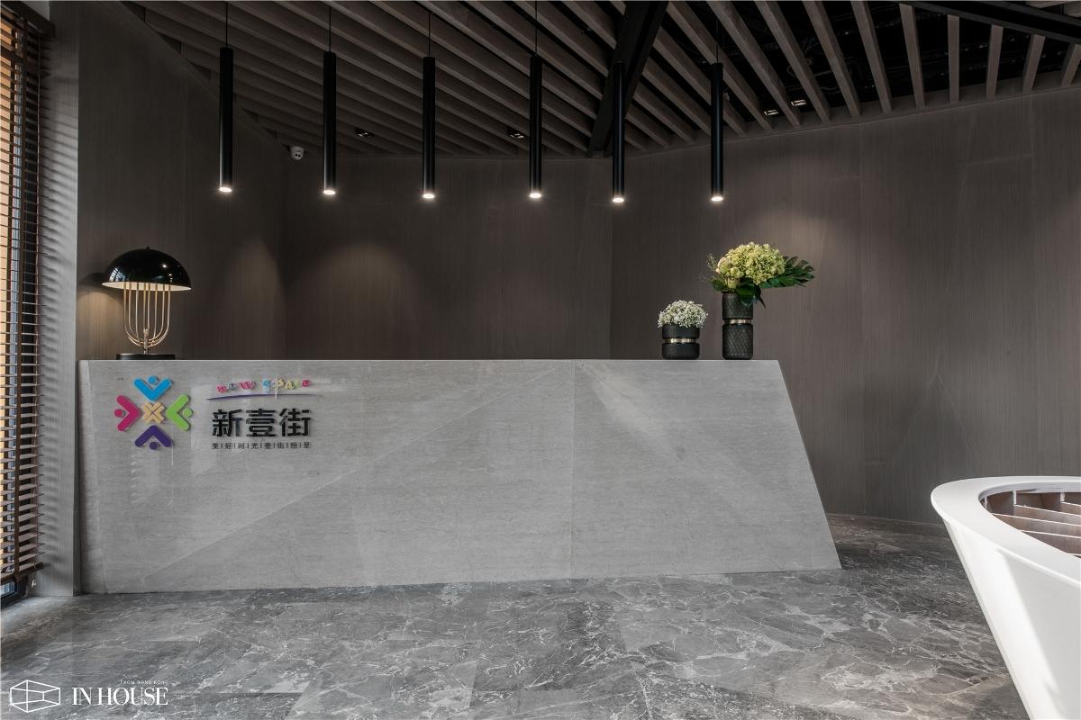 武清中南·新壹街售樓處設計——INHOUSE設計