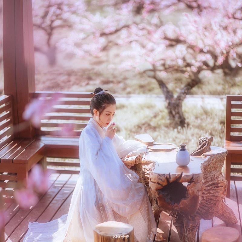 桃花釀—人像攝影
