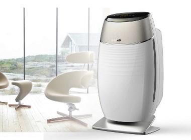 空气净化器设计,广东德腾工业设计公司,专注外观设计