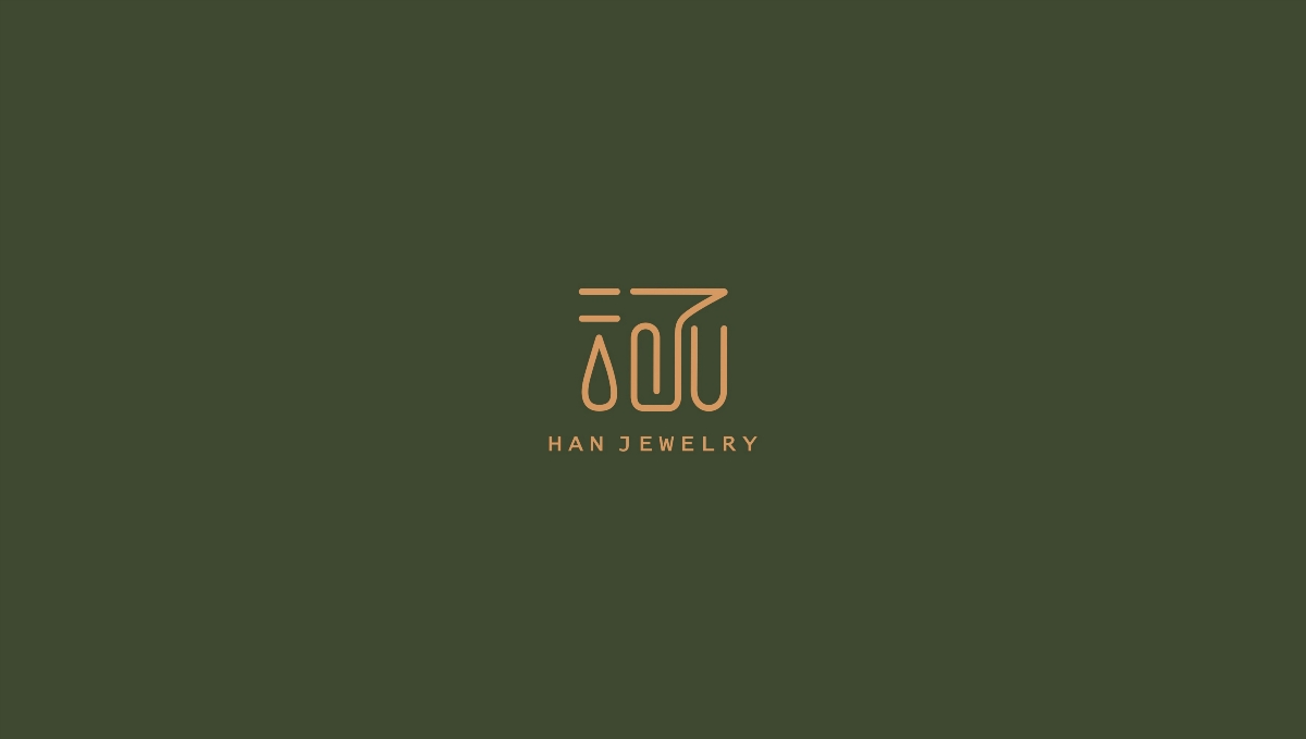 珠宝品牌logo设计