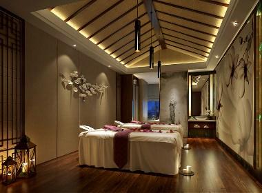 雅安丽尔轩美容SPA设计-绵阳美容SPA设计|绵阳美容院设计公司|绵阳美容院装修公司
