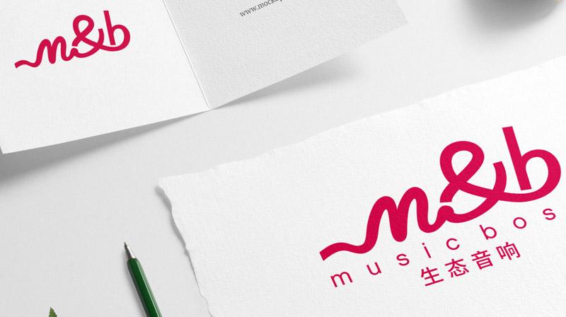 Music Boss 生态音响 VI设计