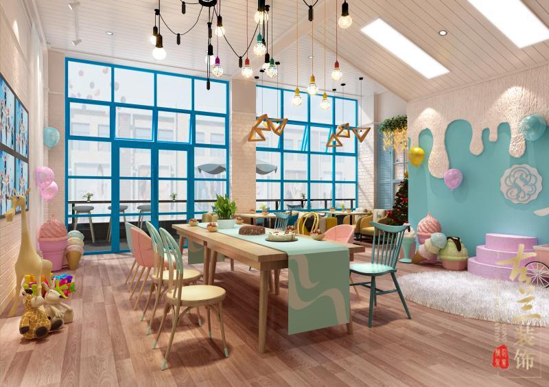 莉冰淇淋蛋糕店是一家做连锁蛋糕,冰淇淋并提供亲子体验区,手工diy.