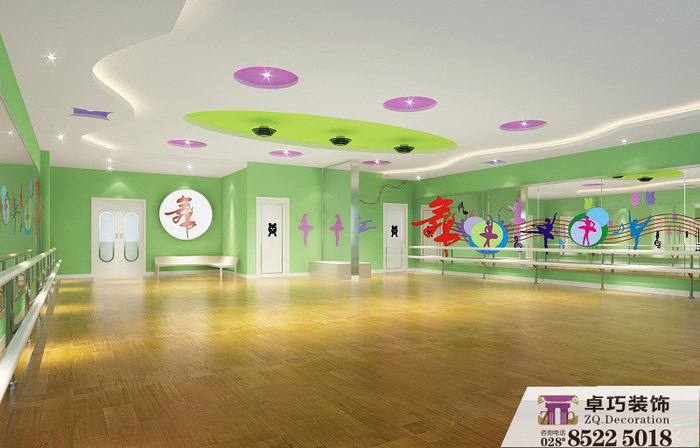 三,【食堂设计】 需要注意在设计幼儿园食堂餐厅在餐厅的安全和整个