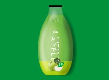 【汇包装】复合果汁瓶包装设计