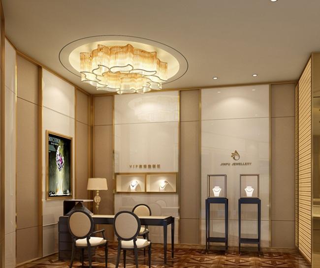 成都体验展厅装修设计/成都体验展厅装饰公司/成都体验展厅设计