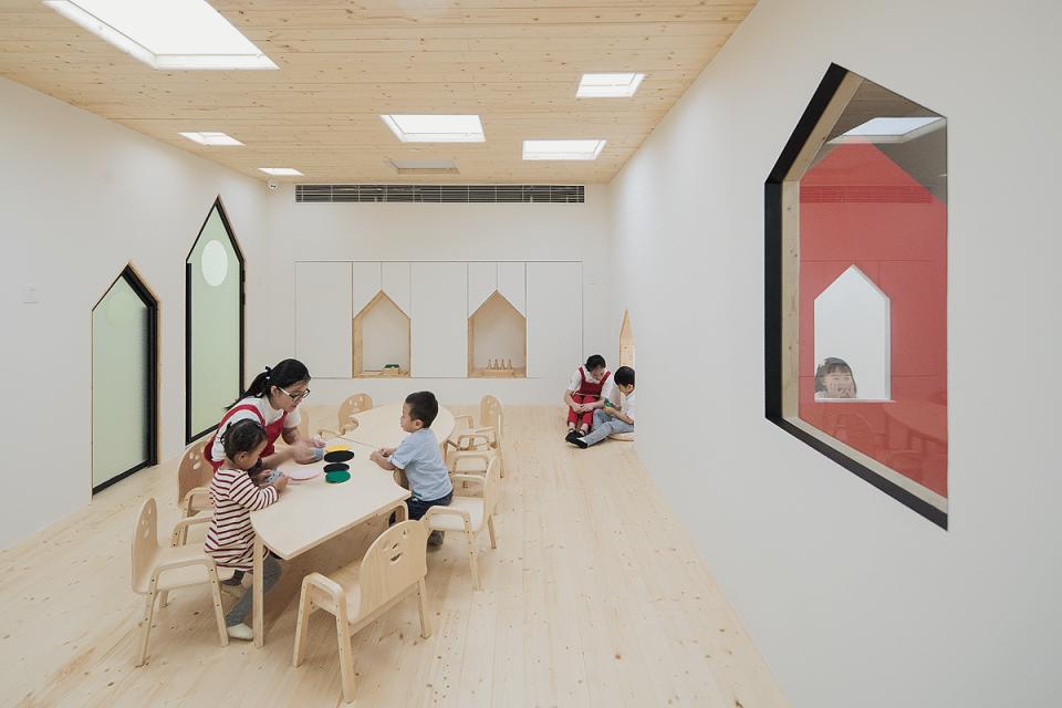 成都早教中心设计/成都早教中心设计公司/成都早教中心装修设计