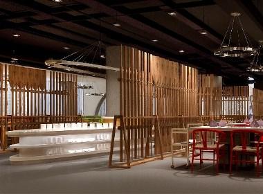 【高见项目】川行时尚主题火锅餐厅,舌尖上的川味
