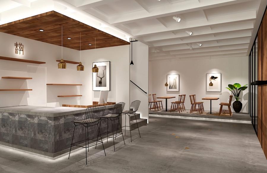 【素构文化咖啡馆】-南京专业咖啡厅装修设计