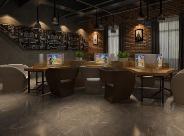 成都网吧设计丨成都网吧装修公司丨成都网吧装修设计