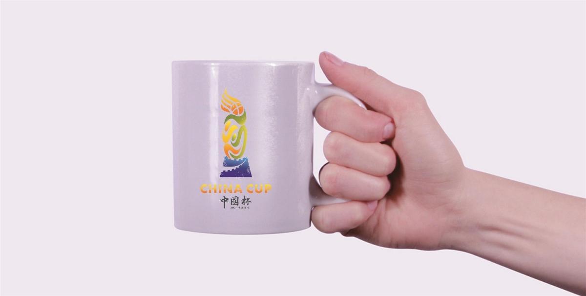 中国杯logo设计