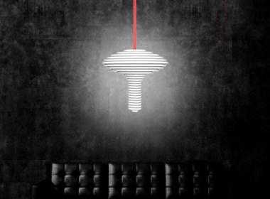 蘑菇云灯设计