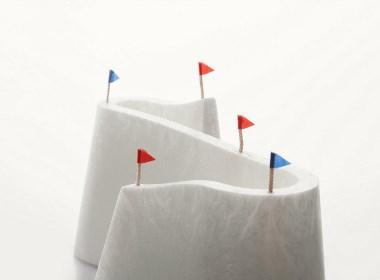 极具创意的蜡烛