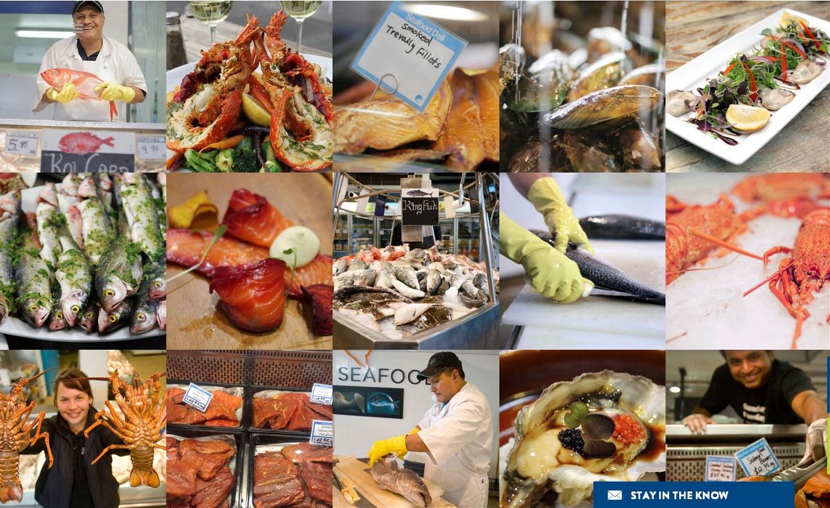 """一番一站:""""餍足于味蕾,感恩于海洋""""渔业行业网站"""