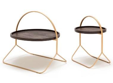 创意餐边桌椅设计欣赏