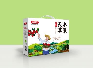 天水苹果包装设计
