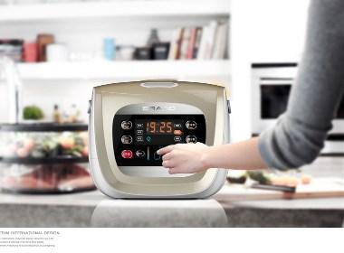 电饭煲外观设计,专业的产品设计公司,德腾工业设计