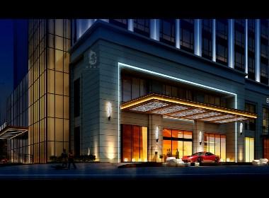 【河南酒店设计公司】青海百和·铂雅城市酒店