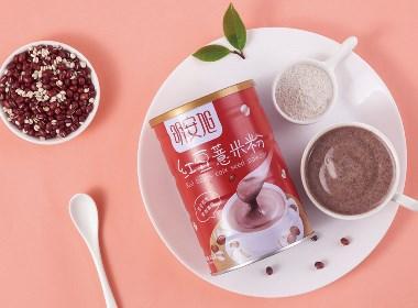 红豆薏米粉 包装设计