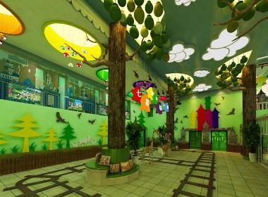 成都幼儿园设计/成都幼儿园设计公司/成都幼儿园装修设计