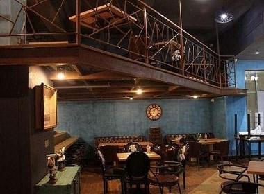 成都海鲜餐厅装修设计丨成都海鲜餐厅装饰公司丨成都海鲜餐厅设计