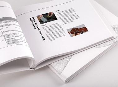 吉他画册设计