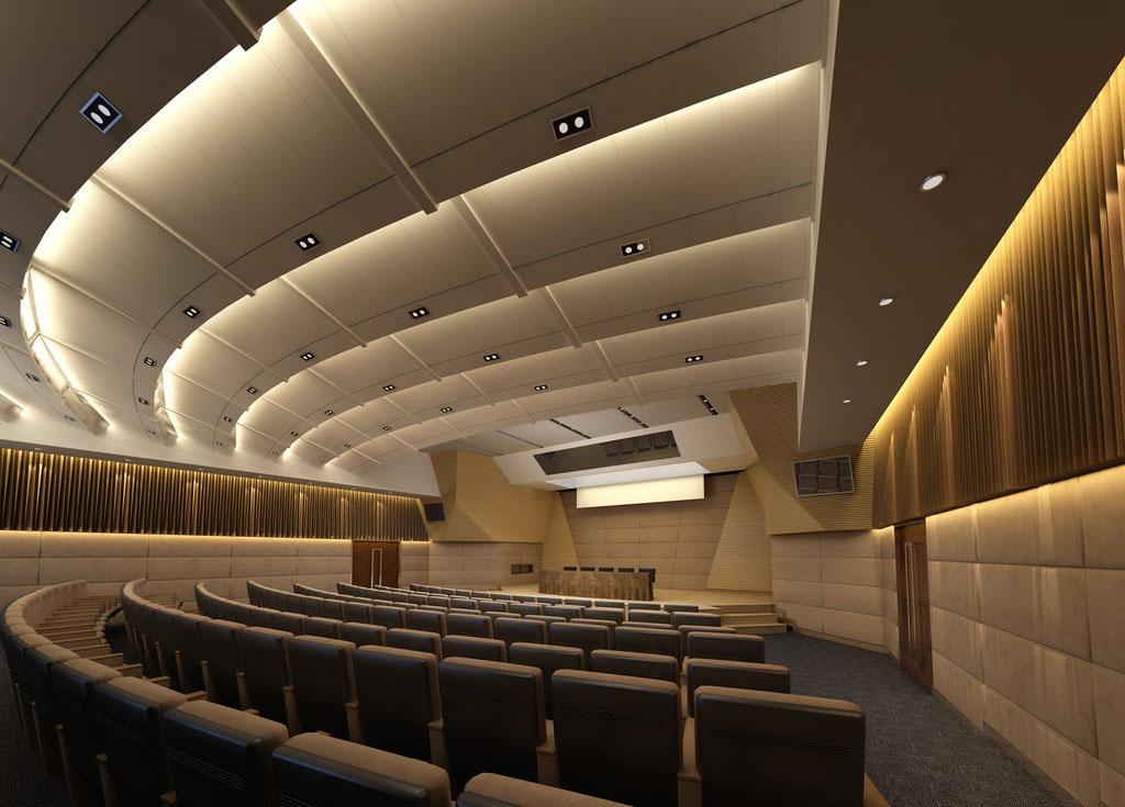 大礼堂 会议桌 会议厅 办公家具 多功能厅 现代会议室 会议室设计