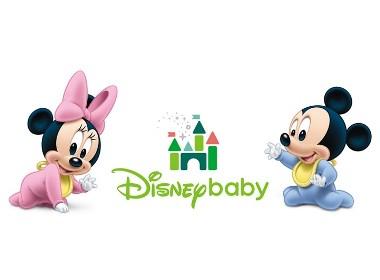 DISNEY迪士尼宝宝 | 婴幼儿护理品牌 · 洗护