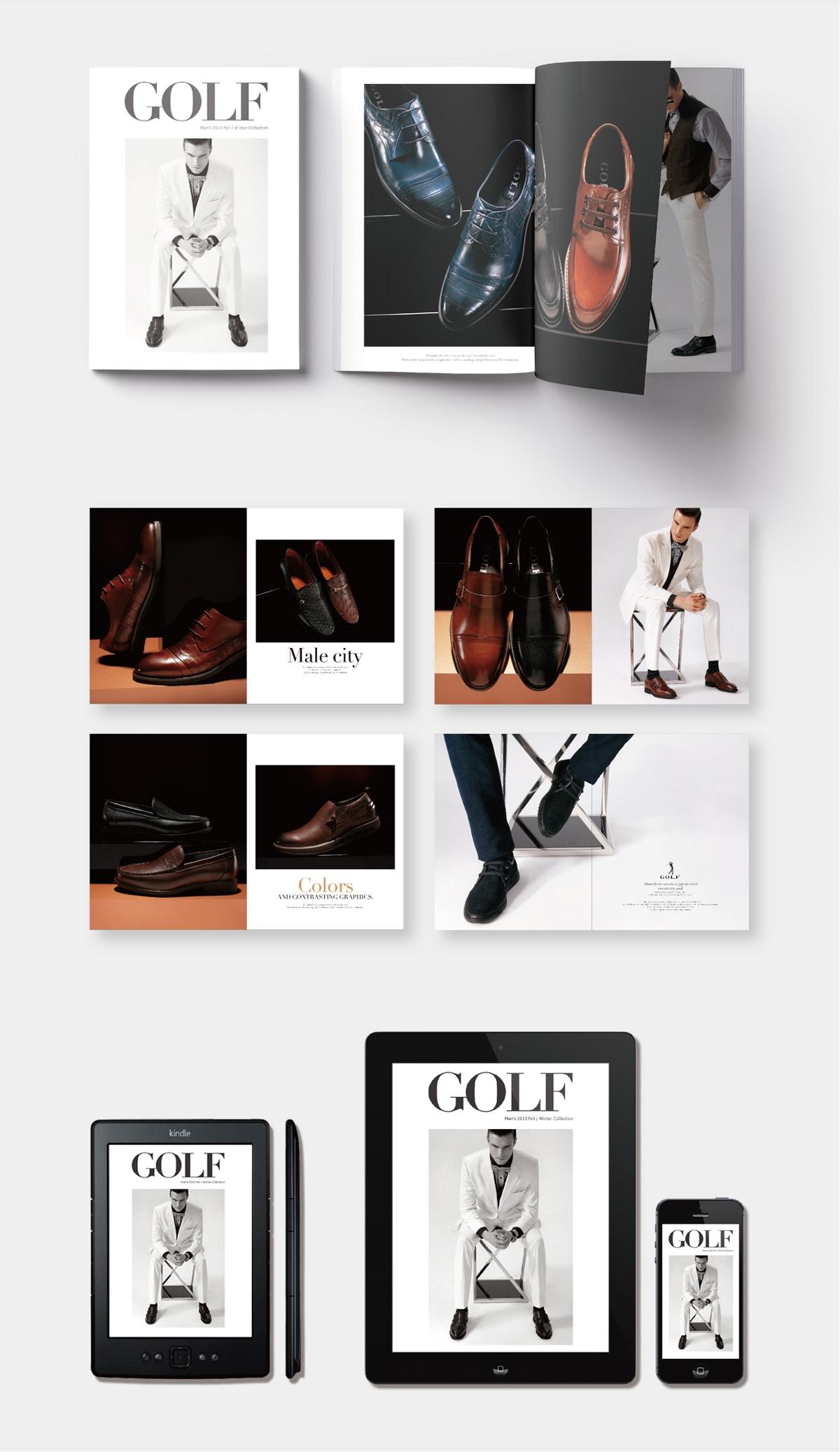 GOLF高夫 | 婴幼儿哺喂品牌 · 男鞋