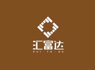 深圳市汇富达资产管理有限公司logo设计