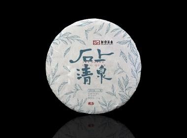 岩上制造2018云南普洱茶包装之石上清泉