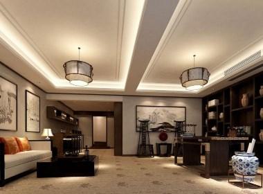 四星级大酒店设计案例效果图