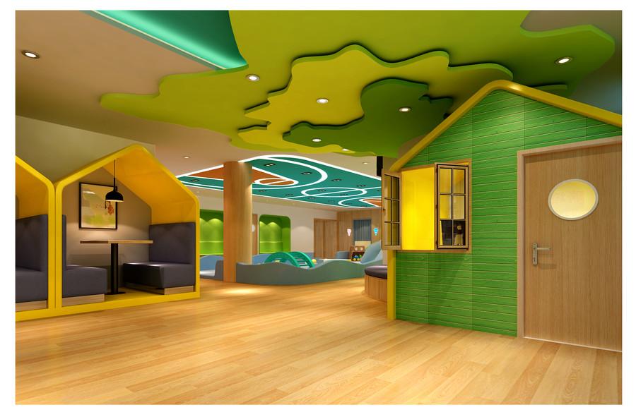 【未来之星幼儿园】-南京专业幼儿园设计公司|南京专业幼儿园装修公司