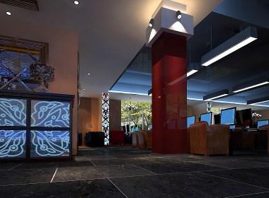 绵阳网吧设计/绵阳网吧设计公司/绵阳网吧装修设计