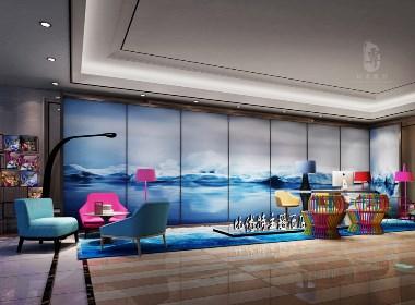 【荆州酒店设计公司】比优特主题酒店