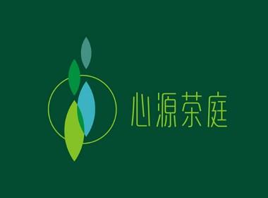 茶馆logo设计 饮食标志设计 商标设计 VI设计