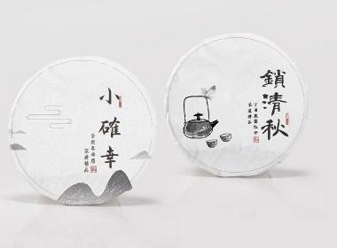 茶叶包装品牌全案 十二生肖国画包装