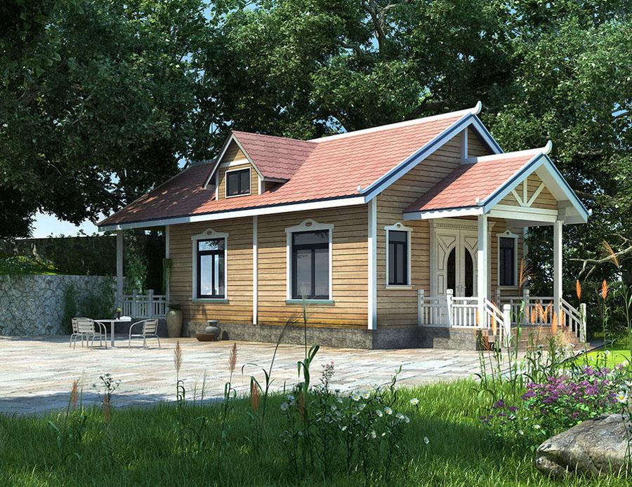 木制会所 木屋 建筑 园林 景观园林 小木屋 木屋效果图 木屋设计 木