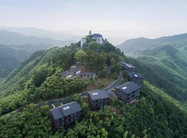 浙江莫干山裸心堡度假酒店--欧模网设计头条