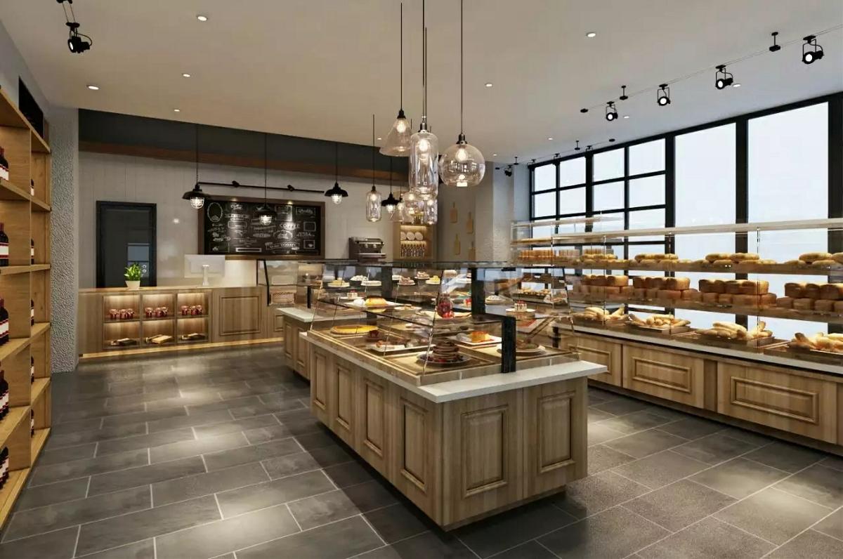 青麦面包店设计——沐野设计
