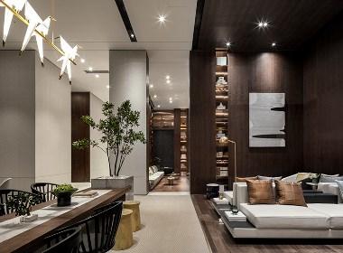 530 ㎡湖北武汉云湖湾一期销售中心