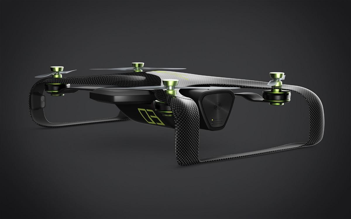 全新无人机的设计方案