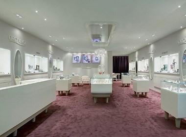 成都珠寶店裝修設計丨成都珠寶店裝飾公司丨成都珠寶店設計