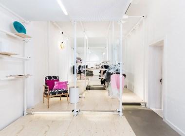 成都服装店装饰公司丨成都服装店装修丨成都服装店设计公司
